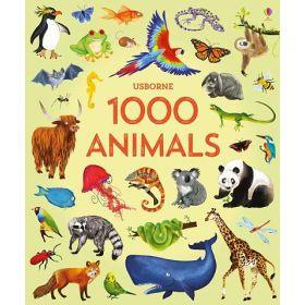 1000 Animals (Hardcover)
