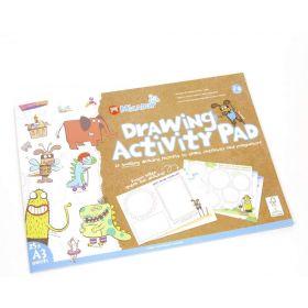 Micador Jr.: A3 Drawing Activity Pad