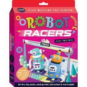 Curious Craft: Make Your Own Robot Racers (Kit)