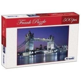 The Century Gifts, Tower Bridge: 500 Pieces (Jigsaw Puzzle)