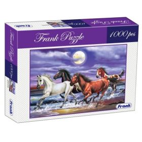 The Century Gifts, Galloping Horses: 1000 Pieces (Jigsaw Puzzles)