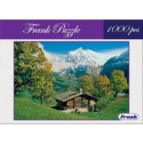 The Century Gifts, Bernese Alps: 1000 Pieces (Jigsaw Puzzles)