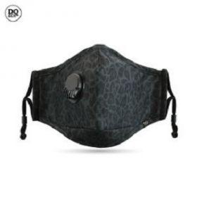 DQCO Anti-Pollution Face Mask Black Cheetah