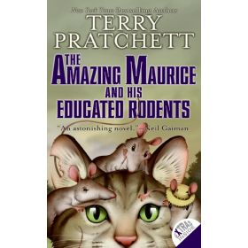 The Amazing Maurice and His Educated Rodents (Mass Market)