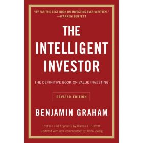 The Intelligent Investor: The Defenitive Book On Value Investing, Revised Edition (Paperback)