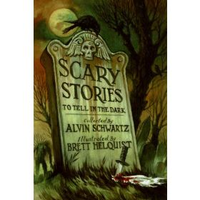 Scary Stories to Tell in the Dark, New Cover (Paperback)