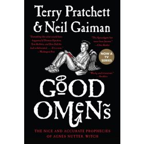 Good Omens: The Nice and Accurate Prophecies of Agnes Nutter, Witch (Paperback)