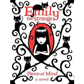 Piece of Mind: Emily the Strange (Paperback)