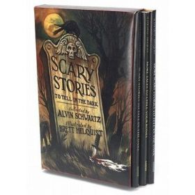 Scary Stories Box Set (Paperback)