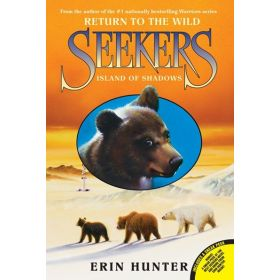 Island of Shadows: Seekers: Return to the Wild, Book 1 (Paperback)