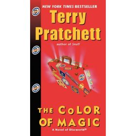 The Color of Magic, A Novel of Discworld (Mass Market)