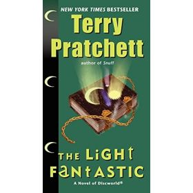 The Light Fantastic: A Novel of Discworld (Mass Market)