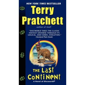 The Last Continent: A Novel of Discworld (Mass Market)