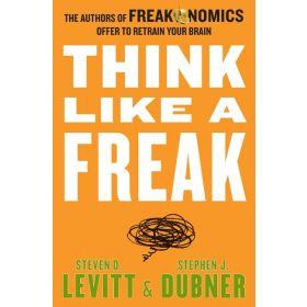 Think Like a Freak, Export Edition (Mass Market)