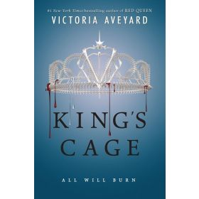 King's Cage: Red Queen, Book 3 (Hardcover)