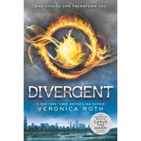 Divergent, Book 1 (Paperback)