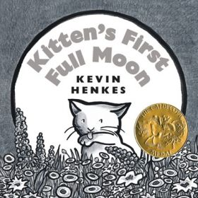 Kitten's First Full Moon (Board Book)