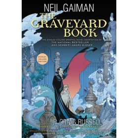 The Graveyard Book: Graphic Novel Single Volume (Paperback)