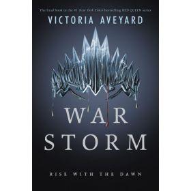 War Storm, Red Queen Book 4 (Paperback)