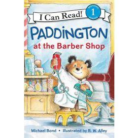 Paddington at the Barber Shop, I Can Read Level 1 (Paperback)