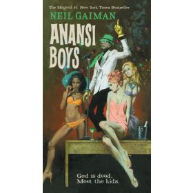 Anansi Boys, McGinnis Cover Art (Mass Market)