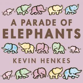 A Parade of Elephants (Book Board)
