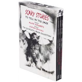 Scary Stories Set: The Complete 3-Book Collection (Paperback)