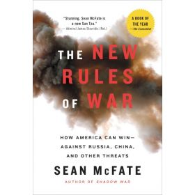 The New Rules of War: How America Can Win--Against Russia, China, and Other Threats (Paperback)