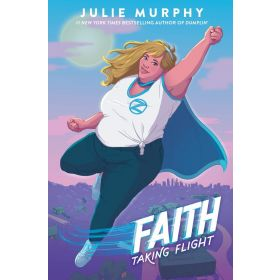 Faith: Taking Flight (Hardcover)
