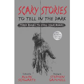 Scary Stories to Tell in the Dark: Three Books to Chill Your Bones, Scary Stories Series (Hardcover)
