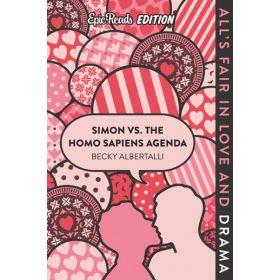 Simon vs. the Homo Sapiens Agenda, Epic Reads Edition (Paperback)