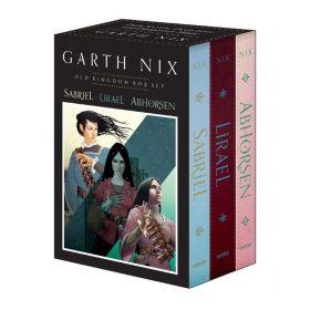 The Old Kingdom, Three-Book Box Set (Paperback)
