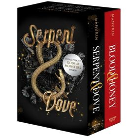 Serpent & Dove, 2-Book Boxed Set (Paperback)