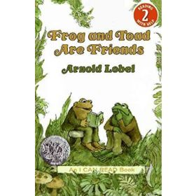 Frog and Toad are Friends, Newbery (Paperback)