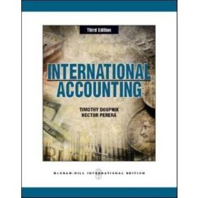 International Accounting, 3rd Edition (Paperback)