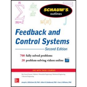 Schaum's Outline of Feedback and Control Systems, 3rd Edition (Paperback)