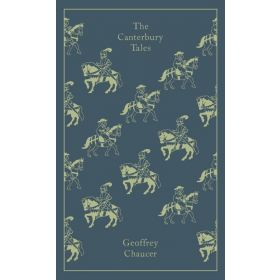 The Canterbury Tales, Clothbound Classics (Hardcover)