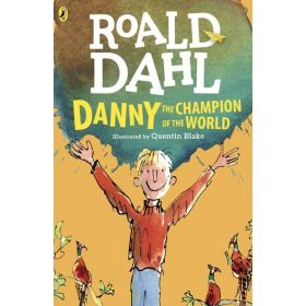 Danny the Champion of the World (Paperback)