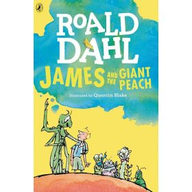 James and the Giant Peach, New Edition (Paperback)