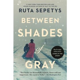Between Shades of Gray (Paperback)