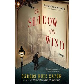 The Shadow of the Wind (Paperback)