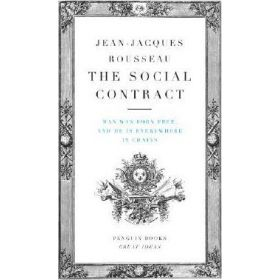 The Social Contract, Penguin Great Ideas (Paperback)