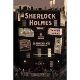 Sherlock Holmes: The Novels, Penguin Deluxe Classics (Paperback)