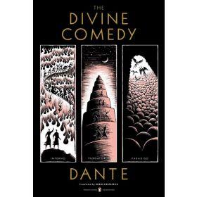 The Divine Comedy: Inferno, Purgatorio, Paradiso, Penguin Classics Deluxe Edition (Paperback)