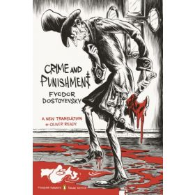 Crime and Punishment, Penguin Classics Deluxe Edition (Paperback)