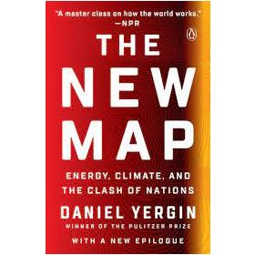 The New Map: Energy, Climate, and the Clash of Nations (Paperback)