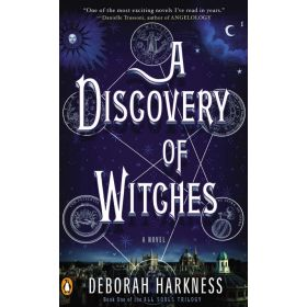A Discovery of Witches: All Souls Trilogy, Book 1,  Export Edition (Mass Market)