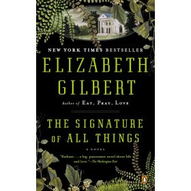 The Signature of All Things, Export Edition (Mass Market)