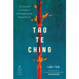 Tao Te Ching, Penguin Classics Deluxe Edition (Paperback)