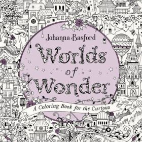 Worlds of Wonder: A Coloring Book for the Curious (Paperback)